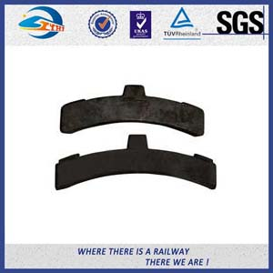 Cast Iron Railway Brake Shoe Replacement For Heavy Duty Truck Automobile