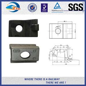 Railway Fastenings din rail mounting clips / Fastening plate